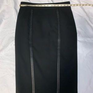 Burberry Pencil Skirt